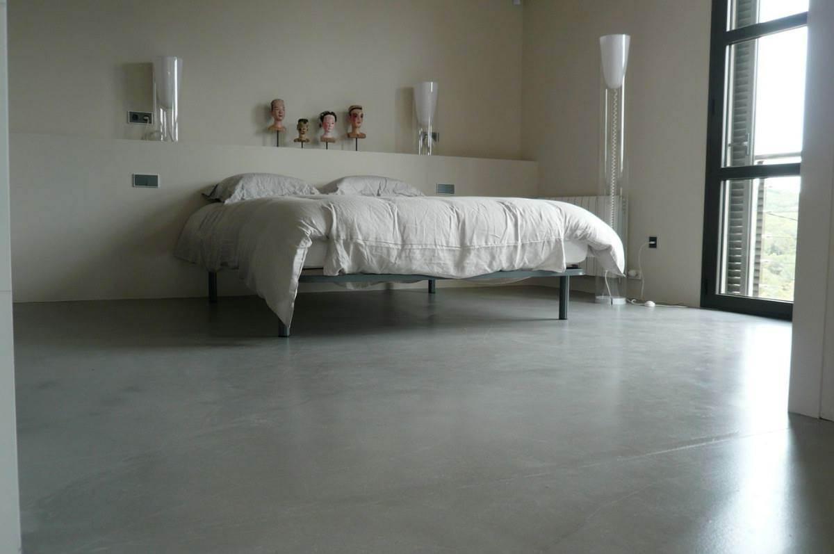 Cemento pulido > Resistencias, limpieza y mantenimiento