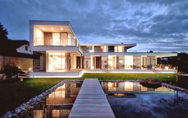 el estilo contemporáneo se distinguen de las de estilo minimalista por el toque clásico