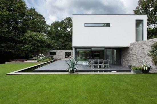 estructuras estilo contemporáneo