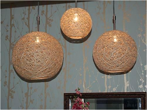 Lámparas esféricas