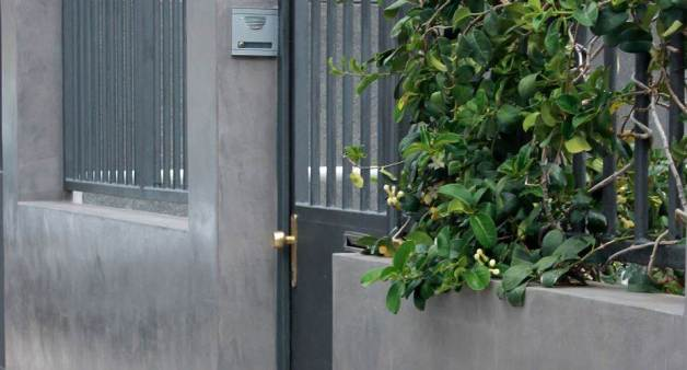 Revestimiento para fachadas con microcemento - Microcemento para exterior ...