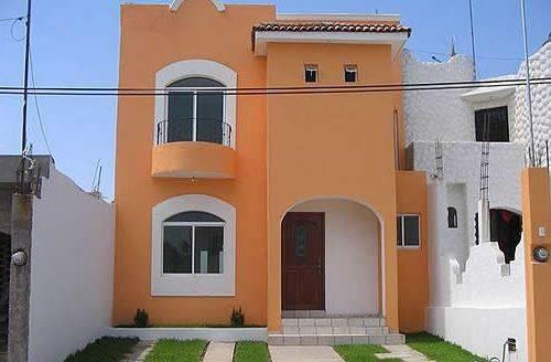 Pinturas para revestimientos de fachadas exteriores for Fachadas con azulejo