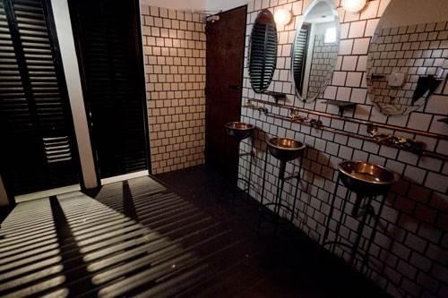 Victoria Brown Coffe Shop & Bar & Restaurant, otro de los espacios premiados por su interiorismo.