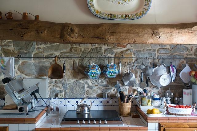 ¿ Cómo está tu cocina?