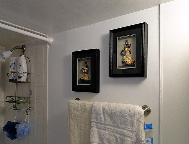 12 trucos para cuarto de baño pequeño