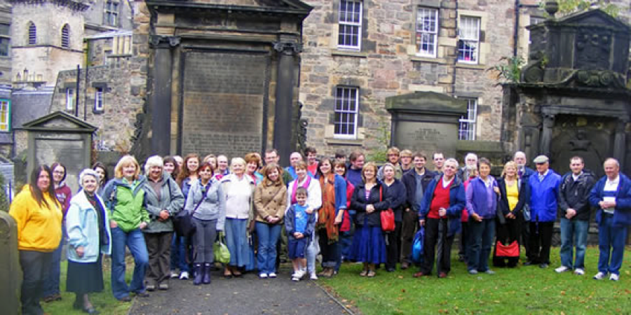 RPCS Congregational Tour 2011