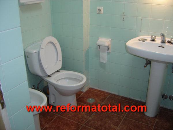 11 07 fotos reforma ba o reforma total en madrid for Reforma total de un piso