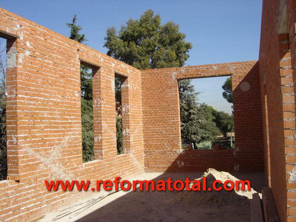 Ladrillos reforma total en madrid empresa de reformas - Empresa construccion madrid ...