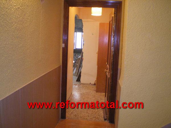 047 01 imagenes reforma piso reforma total en madrid for Reforma total de un piso