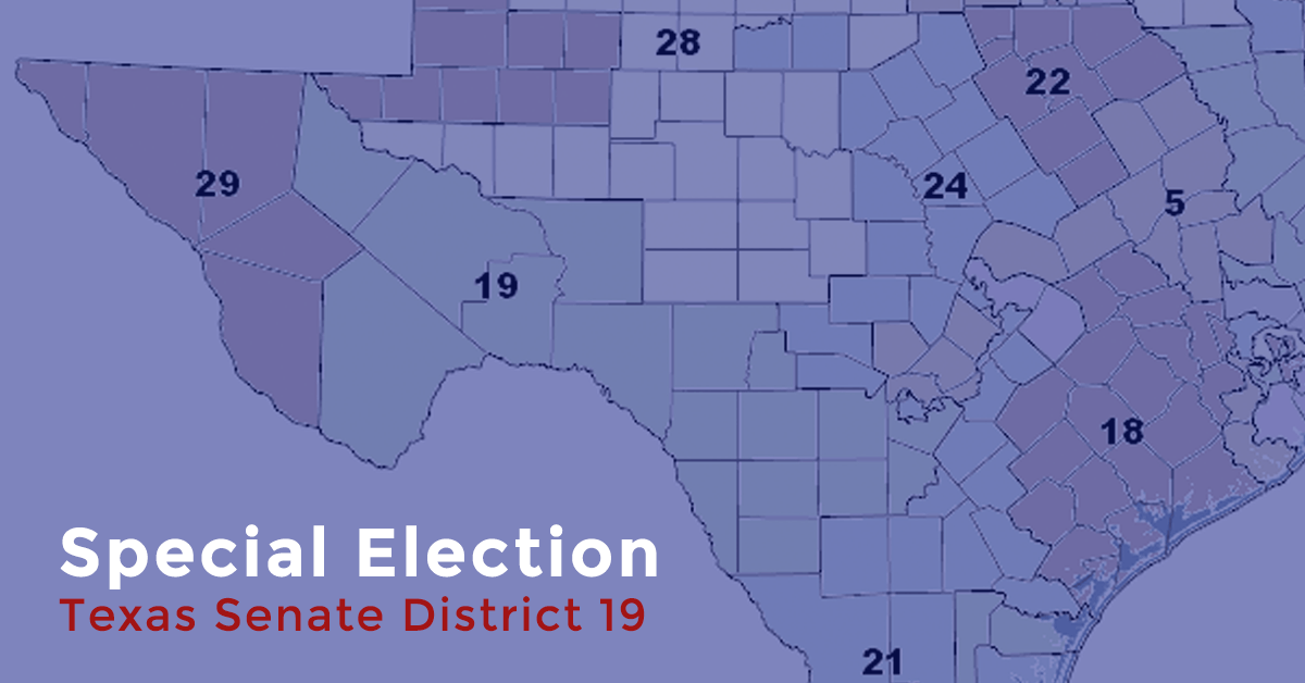 Voting to replace Carlos Uresti? Here's how to vote early