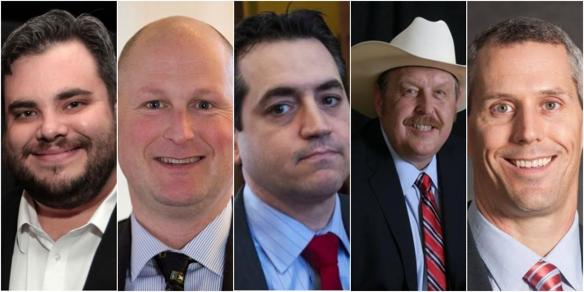 These are the legislators making excuses for sexual predators