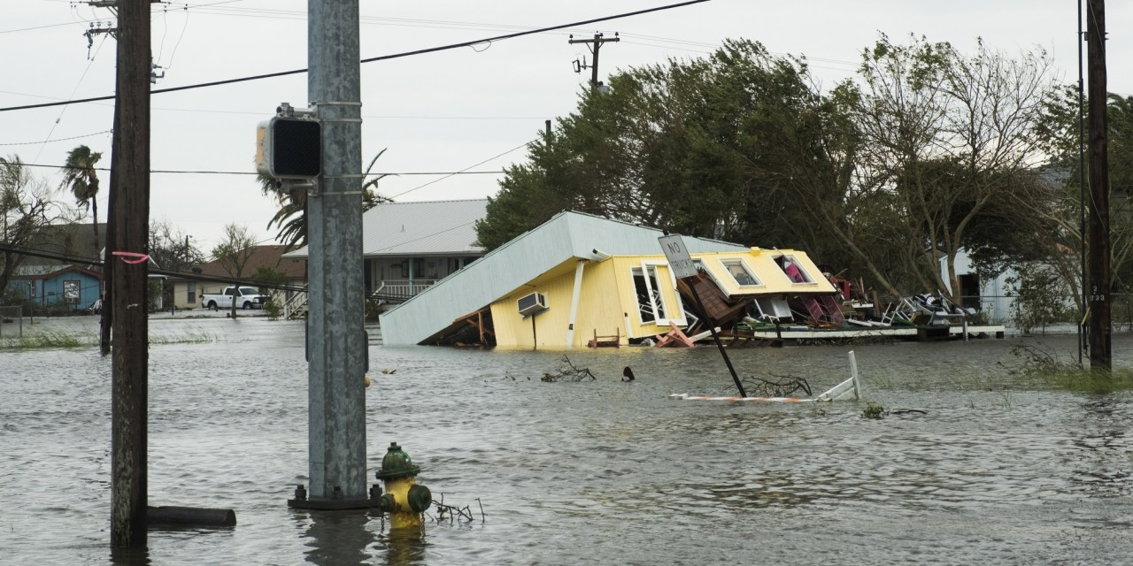 One year later, Texans are still recovering from Hurricane Harvey