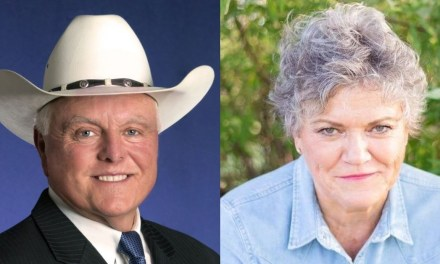 Kimberly Olson out raises Sid Miller in agriculture commissioner race