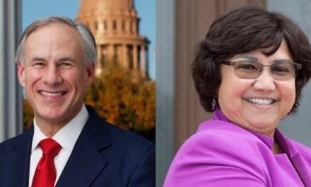Gov. Greg Abbott raises nearly 50 times as much as Lupe Valdez