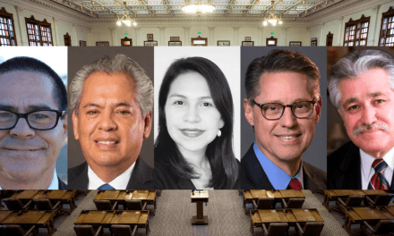 FIVE FILE FOR TEXAS HOUSE DISTRICT 125 TO REPLACE JUSTIN RODRIGUEZ