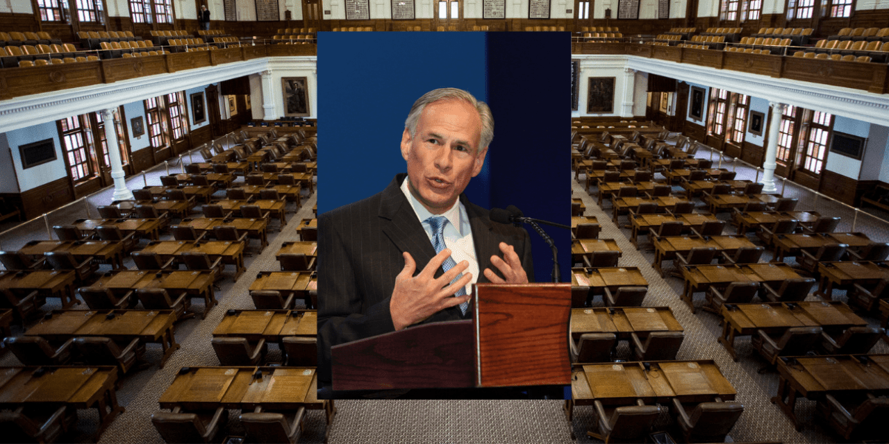 Governor Abbott's 2019 State of the State Recap