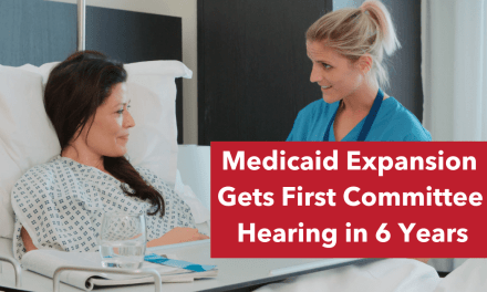 Medicaid Expansion Gets First Committee Hearing in 6 Years