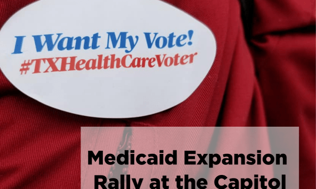 Advocates Rally for Medicaid Expansion at the Capitol