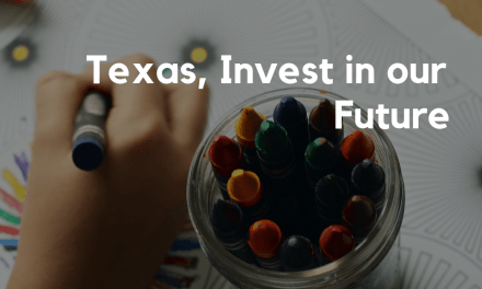 Texas, Invest in our Future
