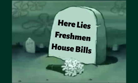 Follow the Freshmen – Dead House Bills