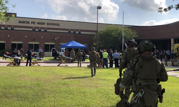 A year after Santa Fe School Shooting Texas School Safety Bills Take Shape