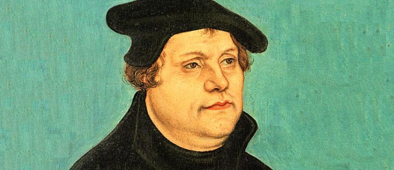 宗教改革掠影:马丁路德