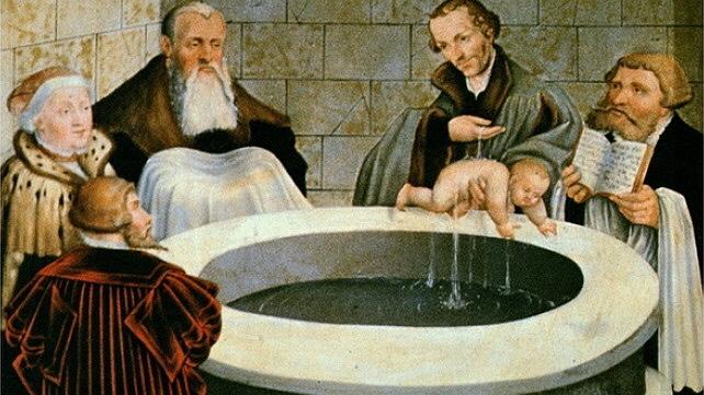 霍顿论敬拜5:洗礼