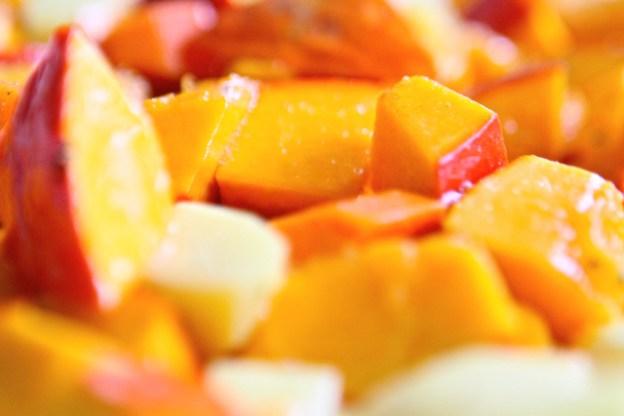 Das Herbst-und Wintergemüse - ideal für veganen Brotaufstrich