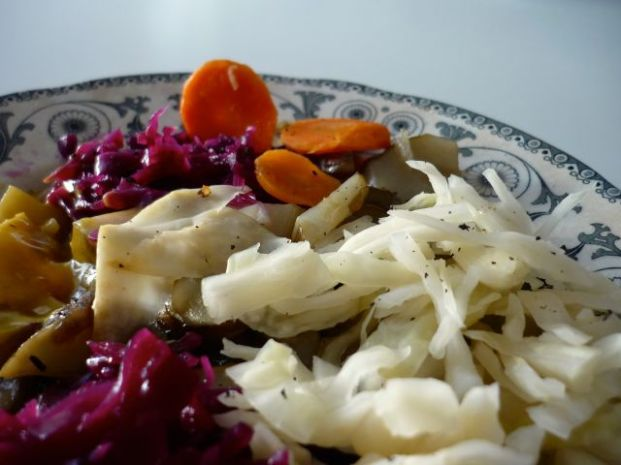 Als eifrige Fermenterin sind mir bereits einige Pickles wohl geraten!