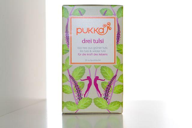 Pukka-Herbs aus Großbritannien überzeugen nicht nur mit ihren schönen Packungen