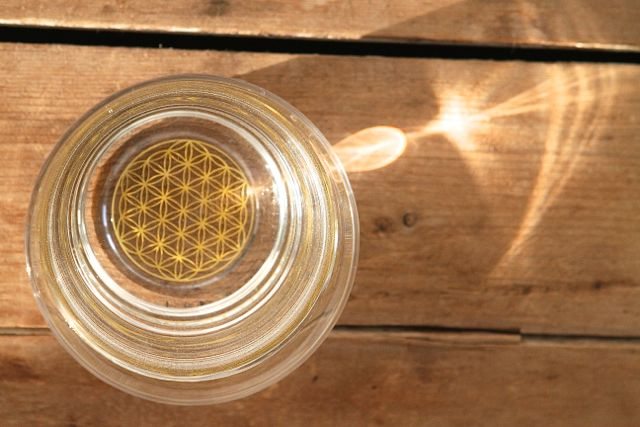 Zirbeldrüse und Tannenzapfen: beide sind Teil der »heiligen Geometrie«