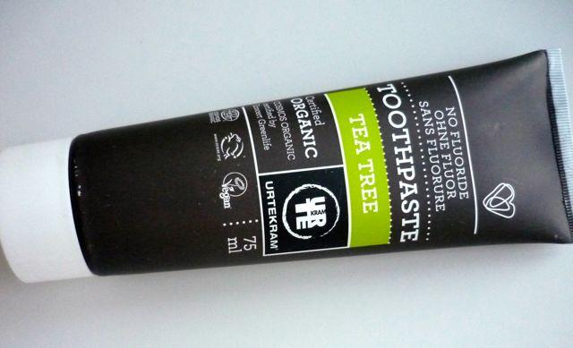 Reformhäuser und Bioläden haben eine Fülle fluoridfreier Produkte - ich mag Urtekram