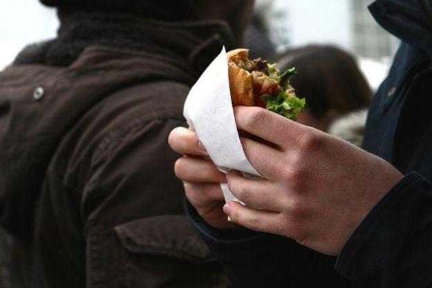 The Big Balmy, Goldburger, Foodpecker, Burristas und Kiezküche konkurrierten um die Burger-Fraktion