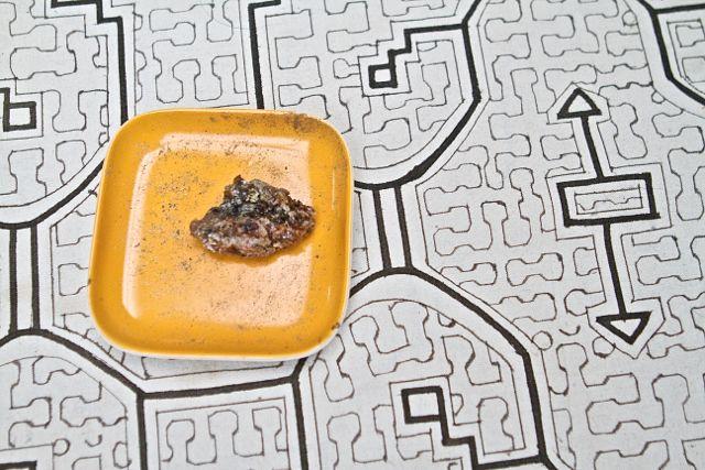 Der Räucherstoff ist Harz de nordischen Weiß-Tanne Abies alba