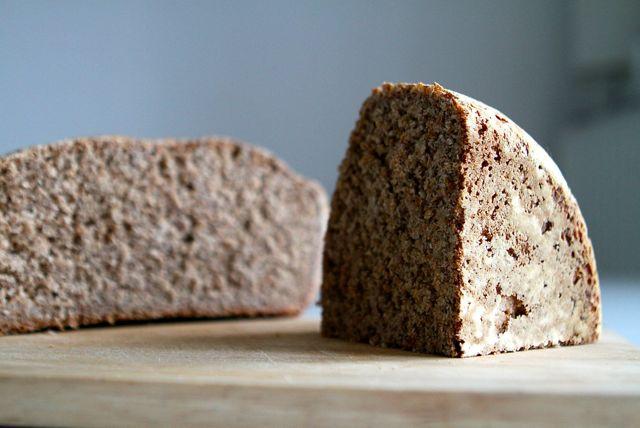 Weizenschrotbrot mit Backferment: locker, bissfest, nussig im Geschmack