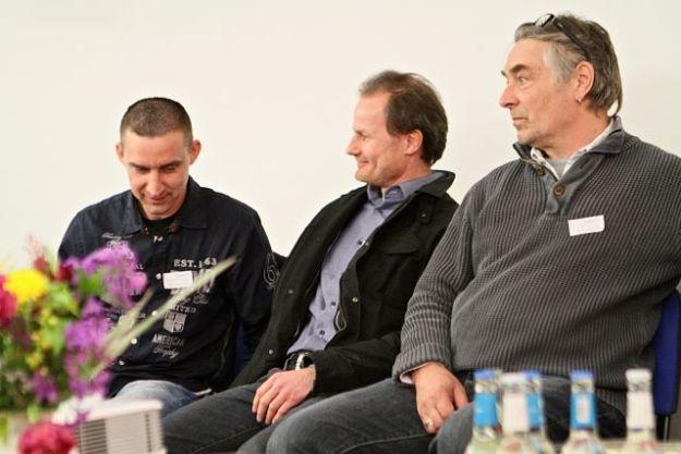 Andreas Bannier, Meister der Farben, Thomas Lyer, Druckerei Nienstedt, Norbert Reinermann, Druckerei Zollenspieker Kollektiv