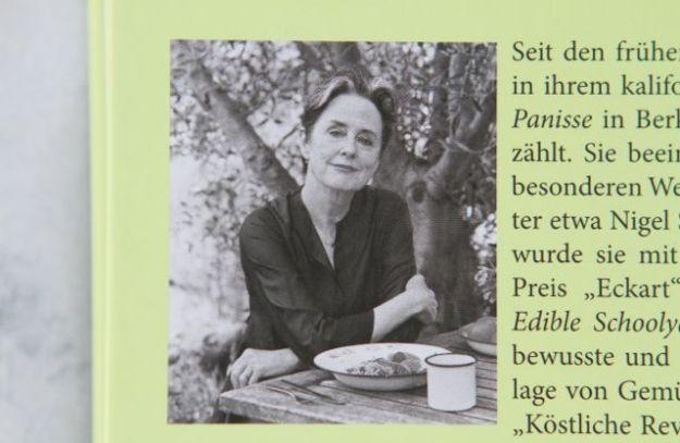 Alice Waters, Vizepräsidentin von Slow Food International