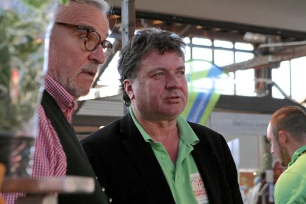 Vorstände des Vereins nah:türlich genießen e.V. - Karl Wolfgang Wilhelm und Dr. Carsten Bargmann