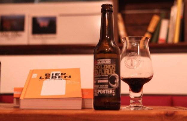 (li) Bier leben - die neue Braukultur (re) das unfassbar köstliche Porter des Riedenburger Brauhauses