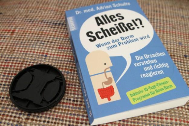 Zeitgemäße Mayr-Kur-Philosophie »Alles Scheiße!? - Wenn der Darm zum Problem wird«, Scorpio, 2016