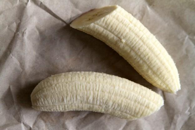 Bananen sind dank eines hohen Kaliumanteils unbestritten basisch