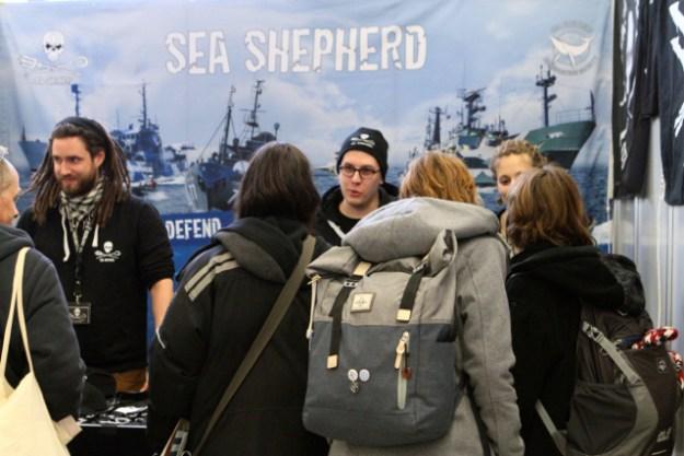 Sea Shepherd - gegründet in den 70er Jahren als militante Umweltschutzorganisation