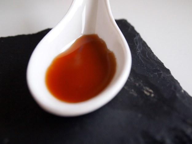Entält besonders viel natürliche Glutaminsäure: Sojasauce