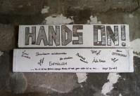 Helfende Hände willkommen!