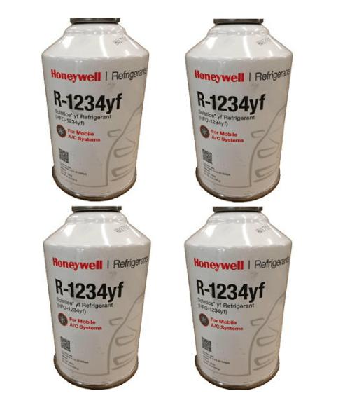 R-1234yf 8 ounce cans (case)