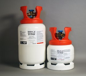 Solstice hfo 1234yf cannisters