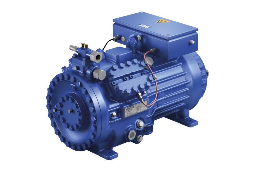 Gea Bock Semi Hermetic Compressors Co2 Transcritical