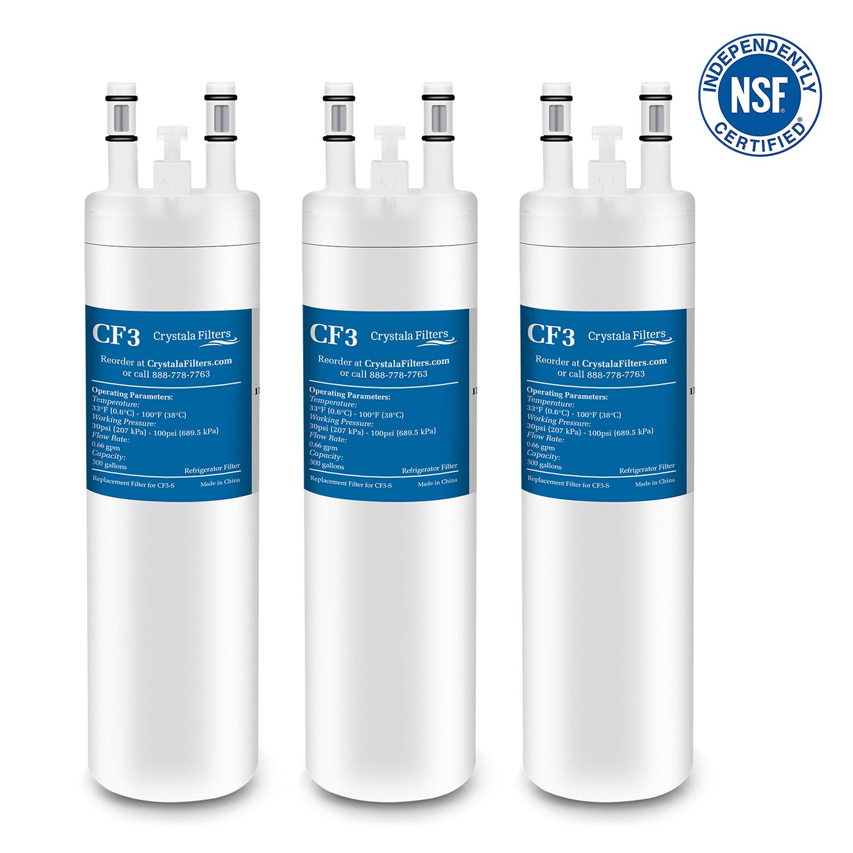 Whirlpool EDR2RXDI W10413645A Refrigerator Water Filter ( 3-pack) -  Refrigerator water filters sale