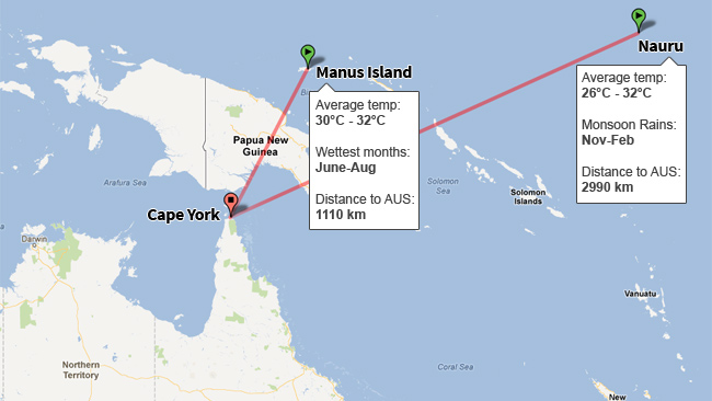 Manus and Nauru - Refugee Action Coalition : Refugee Action ...