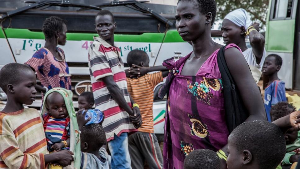 2016, nouvelle année record pour les déracinés dans le monde (ONU)